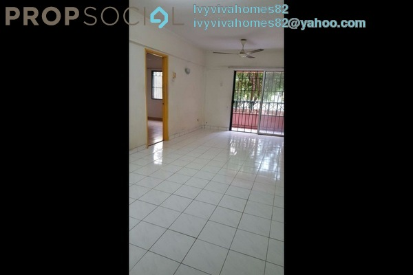 For Sale Apartment at Arena Green, Bukit Jalil Freehold Semi Furnished 2R/3B 360k