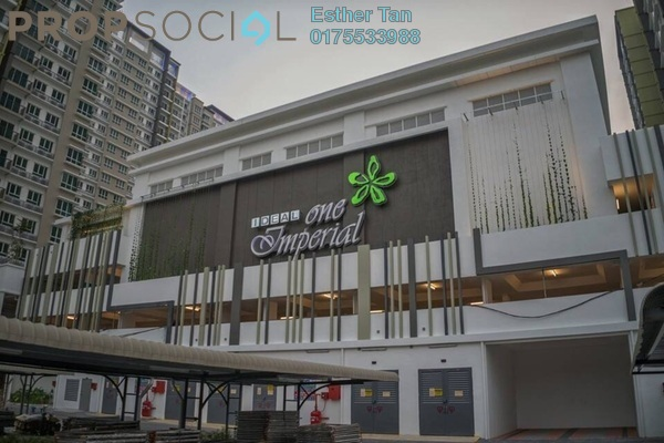 For Sale Condominium at One Imperial, Sungai Ara Freehold Unfurnished 3R/2B 518k