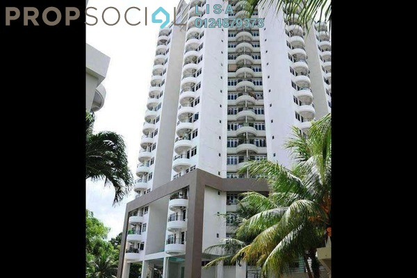 For Sale Condominium at Leader Garden, Tanjung Bungah Freehold Unfurnished 3R/2B 568k