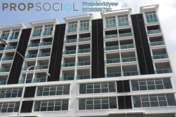 For Sale Apartment at Carlton, Sri Hartamas Freehold Fully Furnished 1R/1B 445k