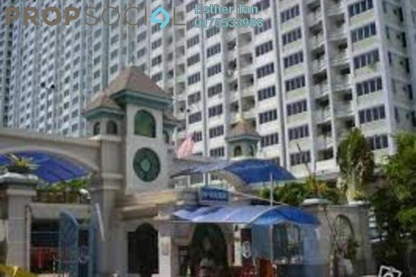 For Sale Condominium at N-Park, Batu Uban Freehold Fully Furnished 3R/2B 420k