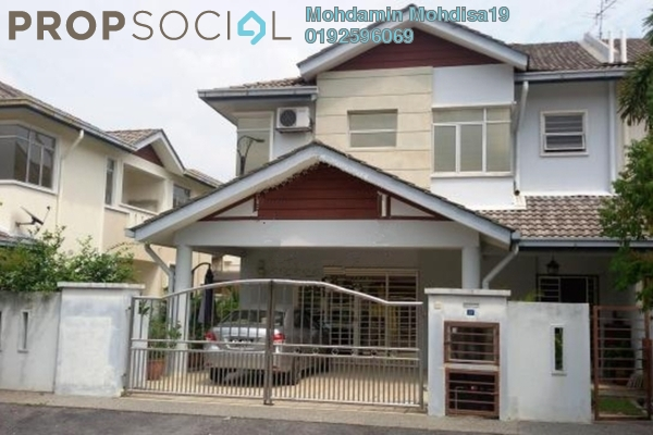 For Sale Semi-Detached at Taman Kajang Impian, Kajang Freehold Semi Furnished 4R/4B 1.08m
