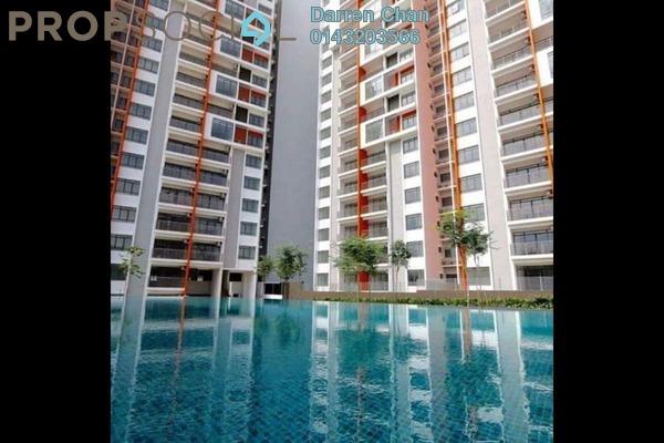 For Rent Condominium at Ameera Residence, Kajang Freehold Semi Furnished 3R/2B 1k
