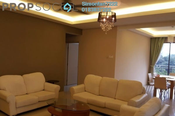 For Sale Condominium at Sri Putramas II, Dutamas Freehold Fully Furnished 3R/2B 630k