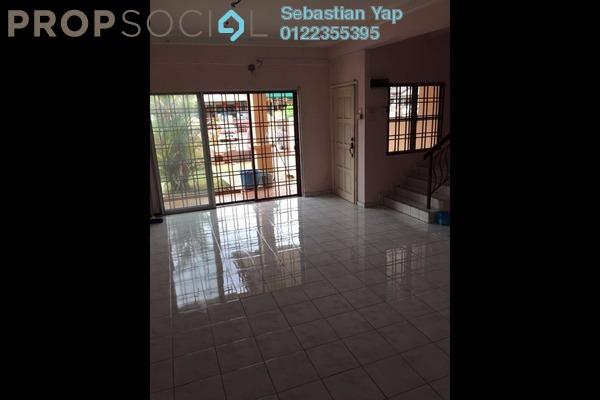For Sale Terrace at Sungai Congkak, Bukit Rimau Freehold Unfurnished 4R/3B 588k