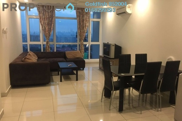 For Sale Condominium at Central Residence, Sungai Besi Freehold Semi Furnished 2R/2B 460k