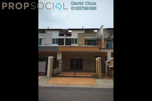 For Sale Terrace at Sutera Damansara, Damansara Damai Leasehold Semi Furnished 4R/3B 910k
