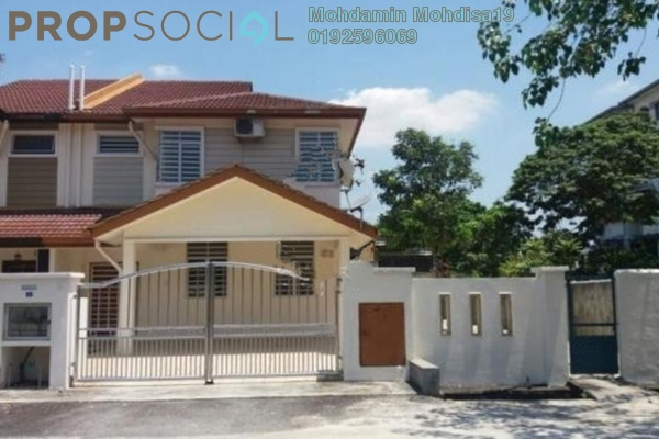 For Sale Semi-Detached at Taman Kajang Impian, Kajang Freehold Semi Furnished 4R/4B 1m