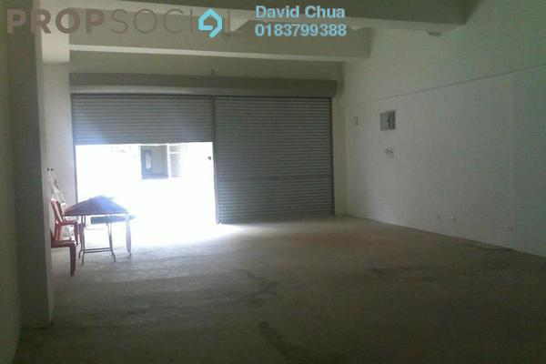 For Sale Shop at 162 Residency, Selayang Leasehold Unfurnished 0R/1B 630k