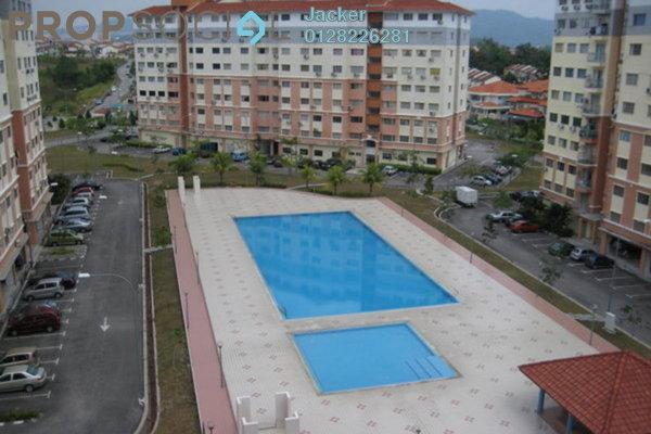For Rent Condominium at Sri Hijau, Bandar Mahkota Cheras Freehold Semi Furnished 3R/2B 850translationmissing:en.pricing.unit