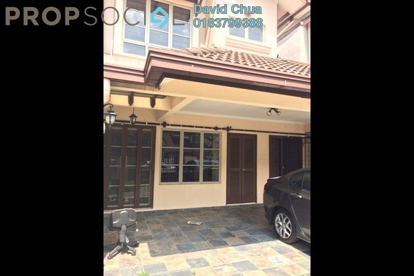 For Rent Terrace at SD7, Bandar Sri Damansara Freehold Semi Furnished 4R/3B 2.4k