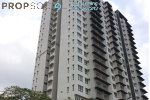 For Sale Condominium at Seri Puteri, Bandar Sri Permaisuri Leasehold Unfurnished 3R/3B 520k