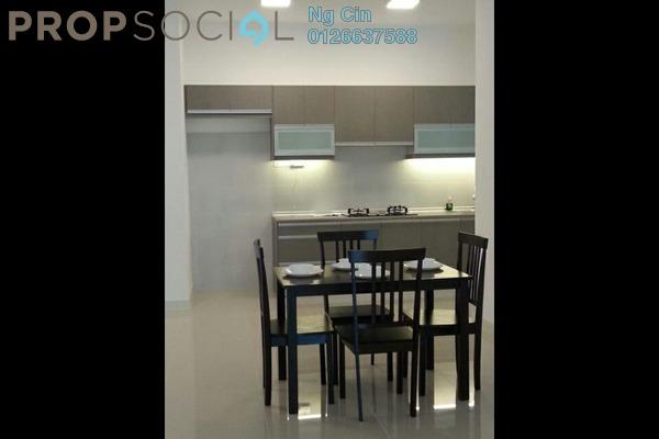 For Sale Condominium at Scenaria, Segambut Freehold Semi Furnished 3R/3B 830k