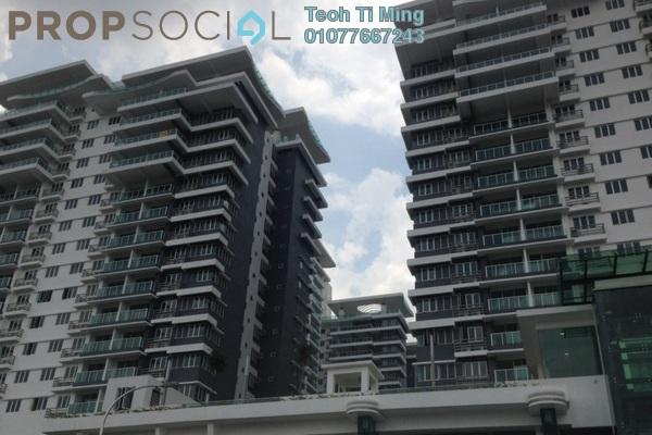 For Sale Condominium at The Regina, UEP Subang Jaya Leasehold Semi Furnished 3R/3B 600k