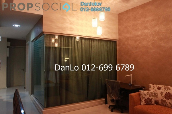 For Sale Condominium at myHabitat, KLCC Freehold Fully Furnished 2R/2B 1.99m