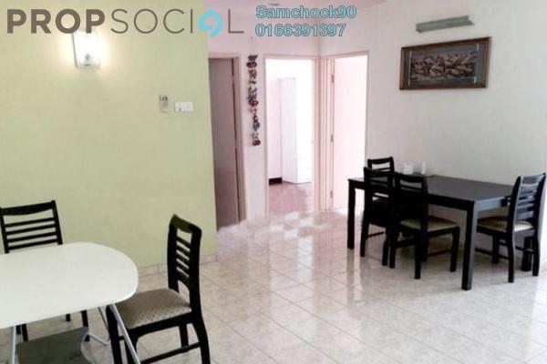 For Sale Condominium at Shamelin Bestari, Cheras Freehold Semi Furnished 3R/2B 460k