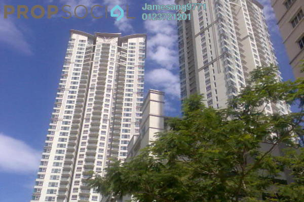 For Sale Condominium at Kiaramas Ayuria, Mont Kiara Freehold Semi Furnished 3R/3B 1.04m
