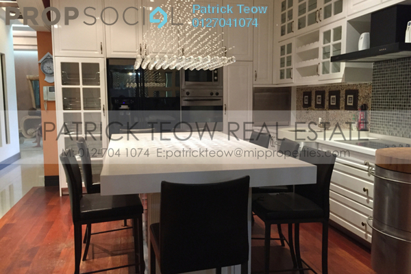 For Rent Semi-Detached at Kiara View, Mont Kiara Freehold Fully Furnished 4R/5B 8k