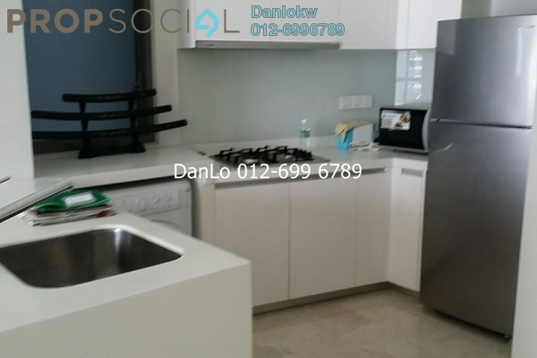 For Rent Condominium at Panorama, KLCC Freehold Fully Furnished 1R/1B 3.7k