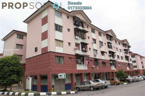 For Sale Apartment at Suakasih, Bandar Tun Hussein Onn Freehold Unfurnished 3R/2B 175.0千