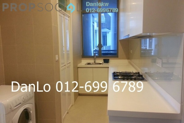 For Rent Condominium at Panorama, KLCC Freehold Fully Furnished 4R/2B 8k