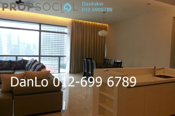 For Sale Condominium at Panorama, KLCC Freehold Fully Furnished 3R/2B 2.55m