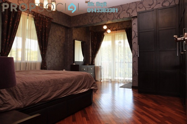 For Sale Duplex at Armanee Terrace I, Damansara Perdana Leasehold Fully Furnished 5R/4B 1.45m