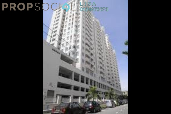 For Rent Condominium at D'Piazza Condominium, Bayan Baru Freehold Fully Furnished 4R/3B 2.0千