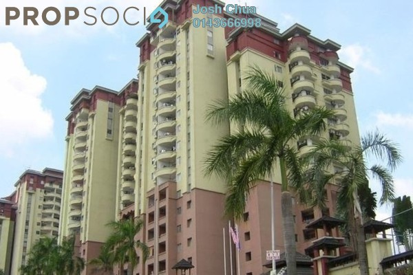 For Sale Condominium at Amadesa, Desa Petaling Freehold Unfurnished 3R/2B 480k