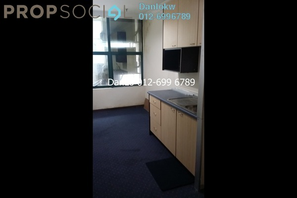 For Rent Office at Megan Avenue 1, KLCC Freehold Semi Furnished 5R/2B 4k