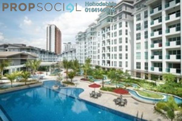 For Rent Condominium at Subang Parkhomes, Subang Jaya Freehold Fully Furnished 3R/2B 3.8k