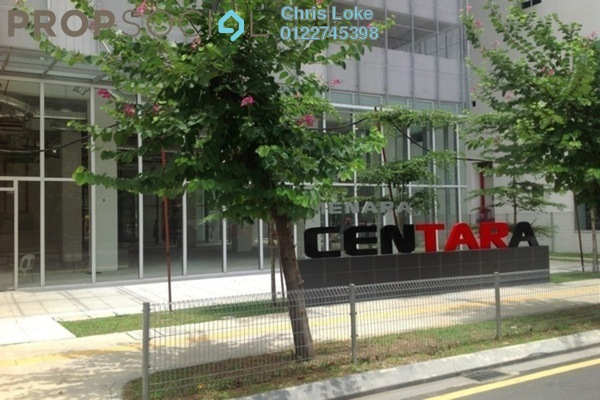 For Rent Office at Menara Centara, Chow Kit Freehold Unfurnished 0R/0B 2.7千