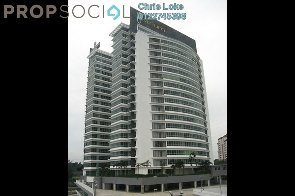 For Rent Office at 8trium, Bandar Sri Damansara Freehold Unfurnished 0R/0B 2.3k
