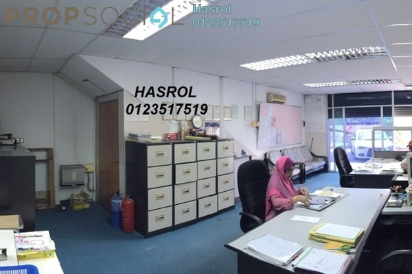 For Sale Shop at Taman Cheras Utama, Cheras South Freehold Semi Furnished 0R/0B 450k