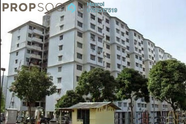 For Sale Apartment at Taman Tun Teja, Rawang Freehold Unfurnished 3R/2B 80k