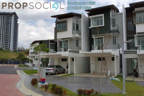For Sale Terrace at Symphony Hills, Cyberjaya Freehold Unfurnished 5R/5B 1.7m