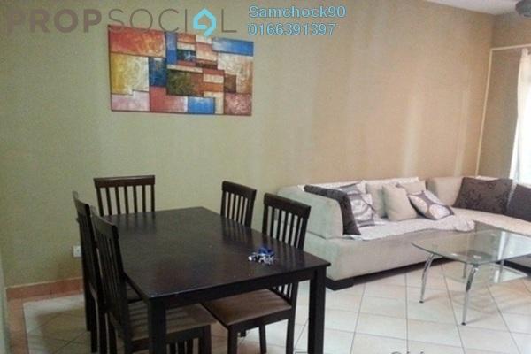 For Sale Condominium at Perdana Exclusive, Damansara Perdana Leasehold Semi Furnished 3R/2B 480k