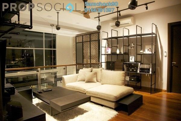 For Rent Condominium at Sunway Vivaldi, Mont Kiara Freehold Fully Furnished 4R/5B 15k
