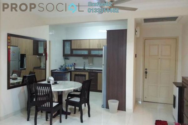 For Sale Condominium at Platinum Hill PV6, Setapak Freehold Fully Furnished 4R/2B 590k