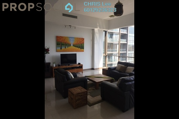 For Rent Condominium at Suria Stonor, KLCC Freehold Fully Furnished 4R/4B 10k