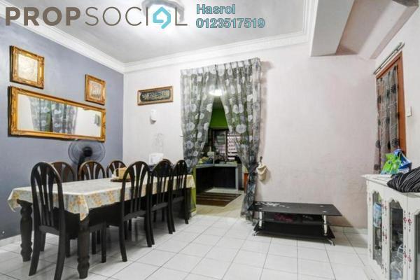 For Sale Terrace at Bandar Putera Klang, Klang Freehold Semi Furnished 4R/3B 410k