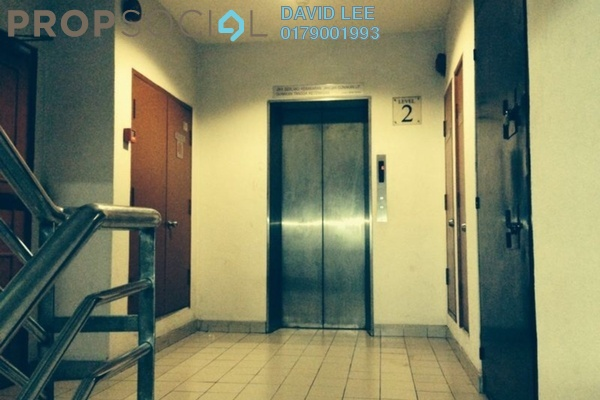 For Rent Office at Pelangi Business Centre, Mutiara Damansara Leasehold Unfurnished 3R/2B 1.75k