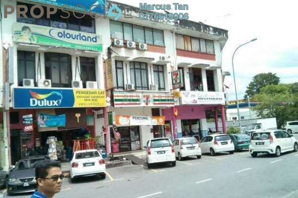 For Sale Shop at Desa Kiara, TTDI Freehold Unfurnished 0R/0B 5.3百万