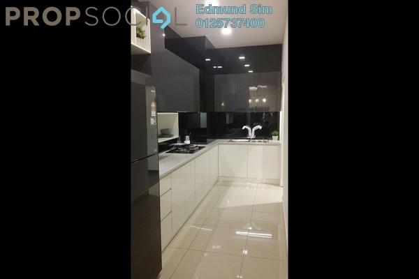 For Sale Apartment at Bandar Bukit Raja, Selangor Freehold Semi Furnished 3R/2B 380k