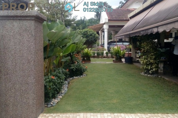 For Sale Bungalow at Taman Zooview, Ukay Freehold Semi Furnished 4R/5B 2m