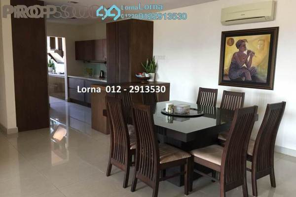 For Sale Condominium at Continental Heights, Kuchai Lama Freehold Semi Furnished 5R/4B 1.38m