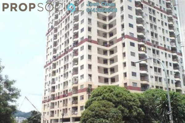 For Sale Condominium at Ampang Damai, Ampang Freehold Unfurnished 3R/2B 398k