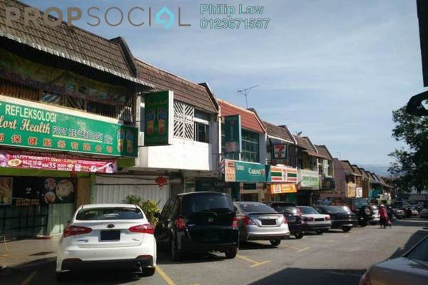 For Rent Shop at Taman Bukit Maluri, Kepong Leasehold Unfurnished 0R/0B 4.5k