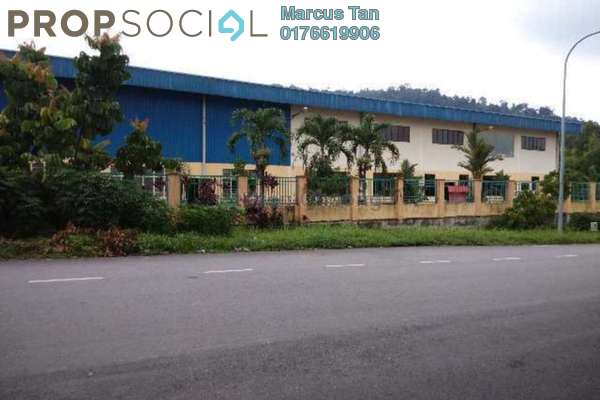 For Sale Factory at Bandar Saujana Utama, Sungai Buloh Freehold Unfurnished 0R/0B 2.5m