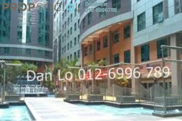 For Sale Office at Megan Avenue 1, KLCC Freehold Semi Furnished 2R/1B 1.41m